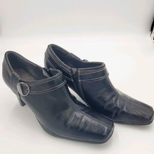 A2 by aerosoles, Black ankle boots, size-10
